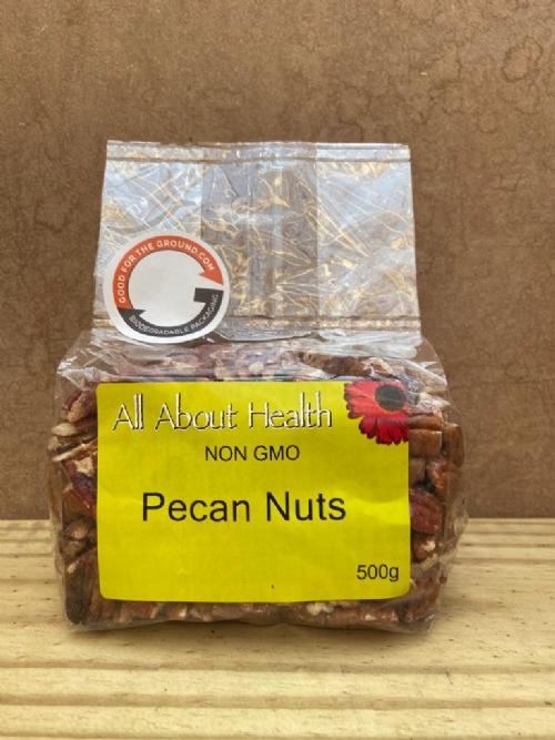Pecan Nuts, raw - 500g