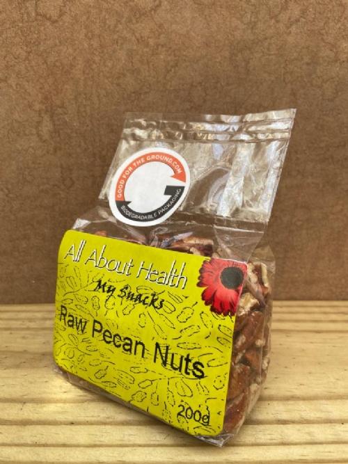 Pecan Nuts, raw - 200g