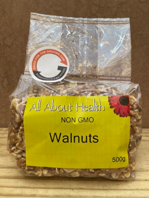 Walnuts, raw - 500g