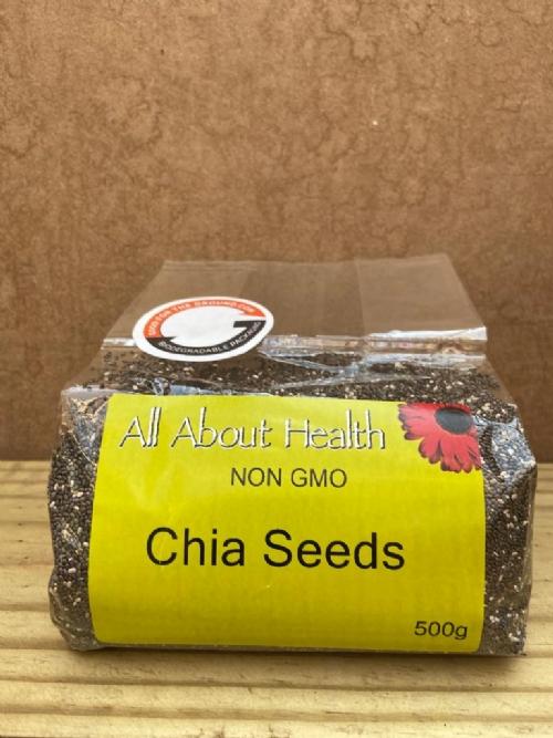 Chia Seeds - 500g