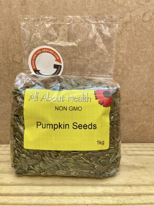 Pumpkin Seeds - 1kg
