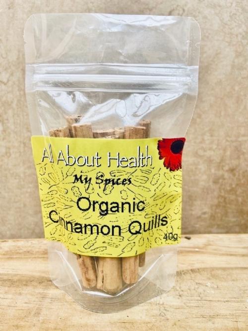 Organic Cinnamon Quills