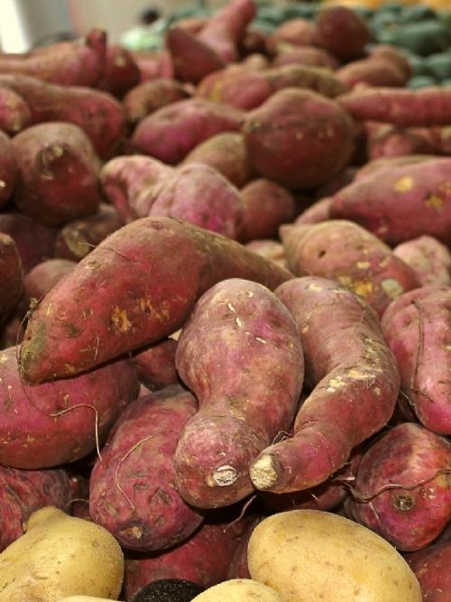 Sweet Potatoes Class 1, 10kg