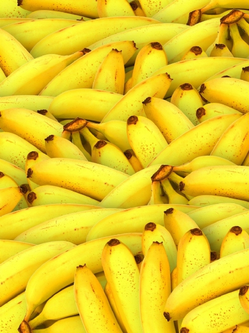 Bananas A Grade, 18kg