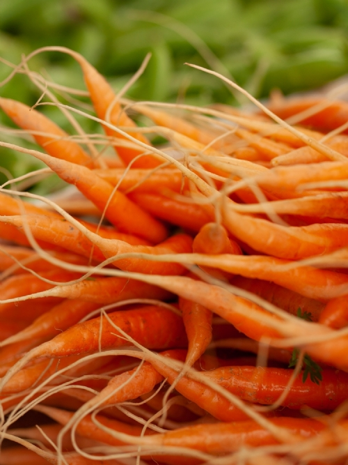 Baby Carrots, 350g