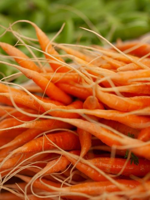Baby Carrots, 350g