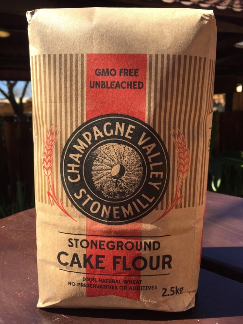 Cake Flour Champagne Valley