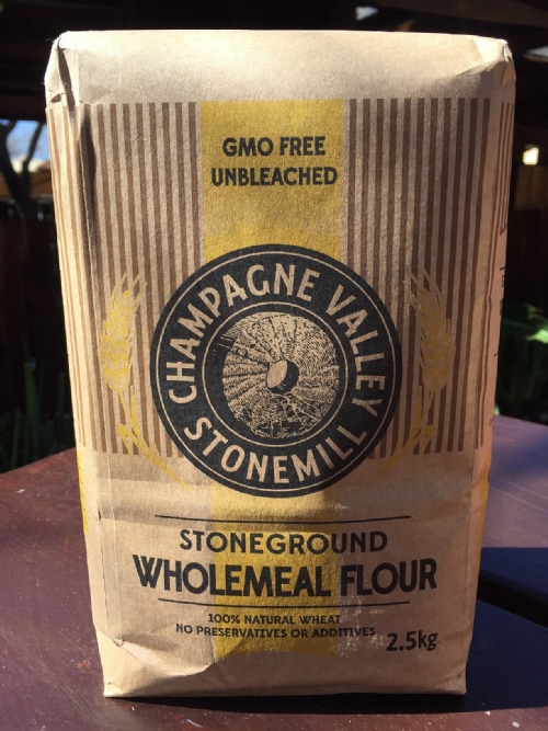 Wholemeal Flour Champagne Valley