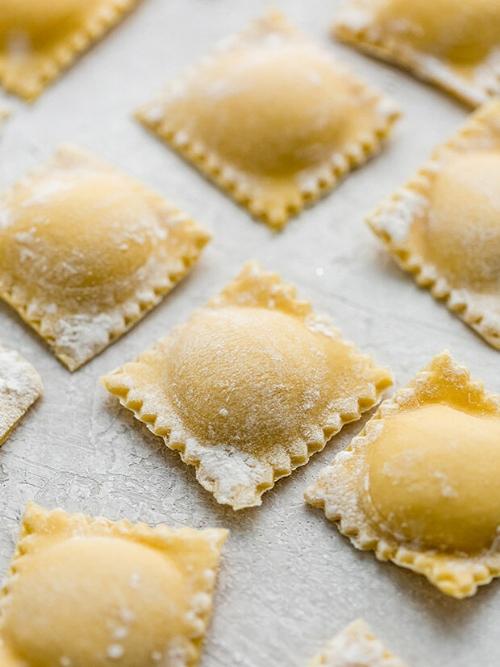 Fresh Frozen Ricotta & Mushroom Ravioli, 500g