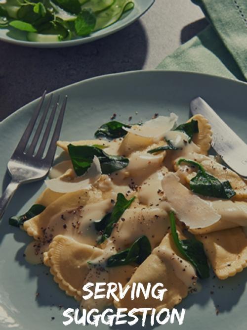 Fresh Frozen Ricotta & Spinach Panzerotti, 500g