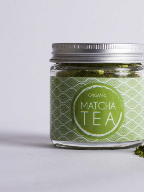 Japanese Organic Matcha Tea