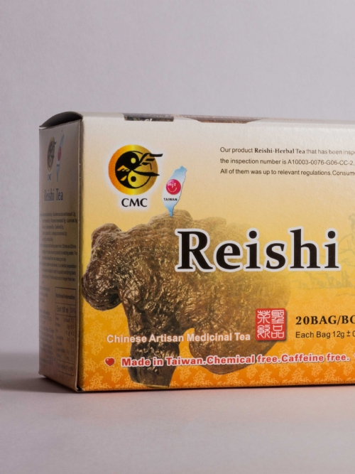 Reishi Herbal Remedy Tea