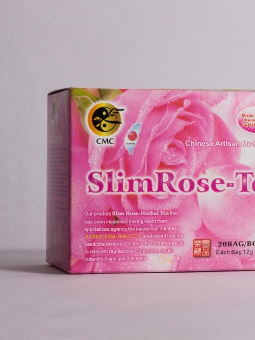 Slimrose Herbal Remedy Tea