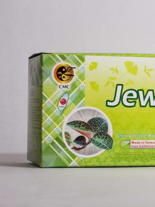 Jewel Herbal Remedy Tea