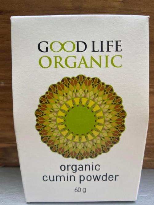 Organic Cumin Powder Refill 60g