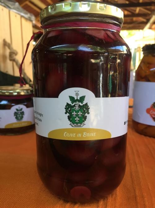 Pienaarsrust Black Olives