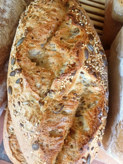 French Multi-Seed Bread
