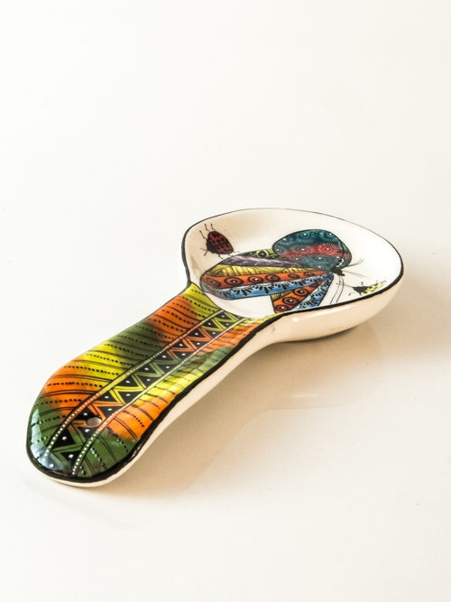 Spoon Rest Butterfly