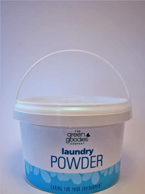 The Green Goodies Laundry Powder 1kg