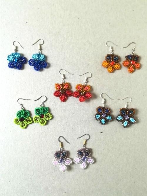 Earrings Daisy - Small