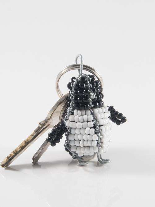 Penguin Keyring/Zip-Puller