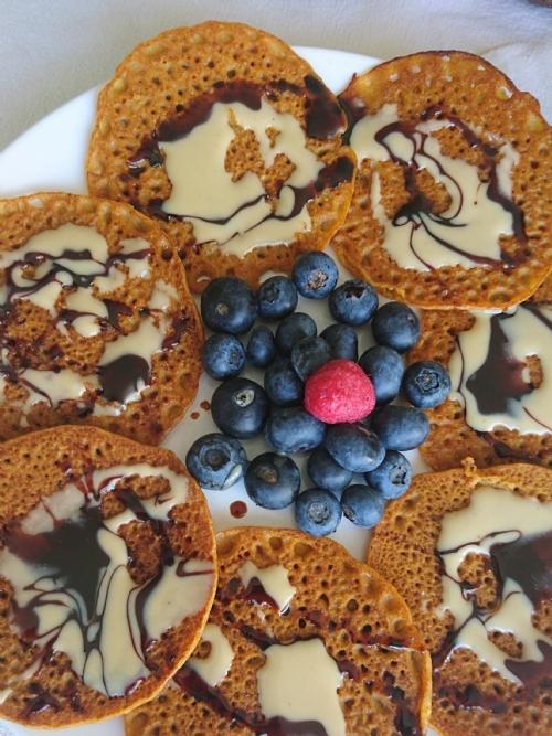 Superfood Pancake Mix