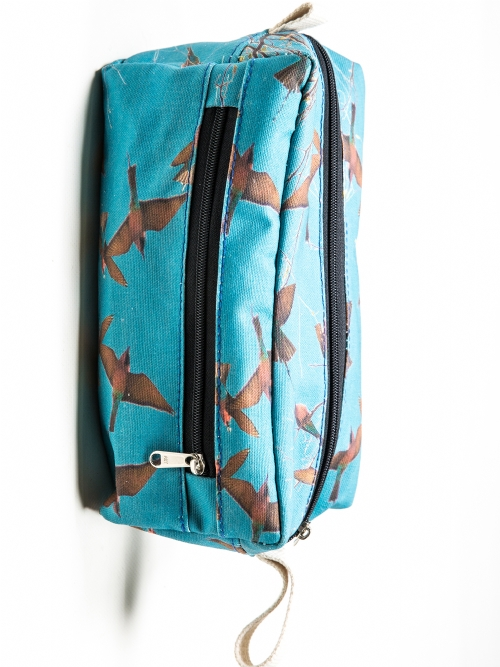 Toiletry Bag - Carmine Bee Eaters - Large