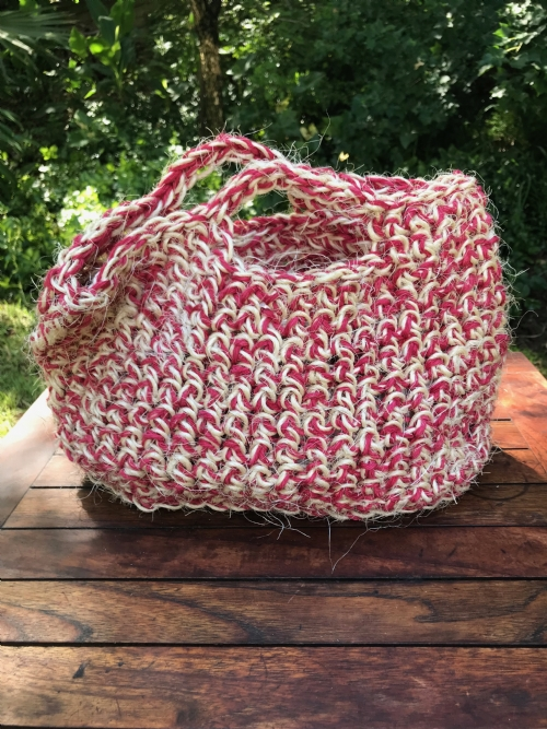 Sisal Bag - Medium