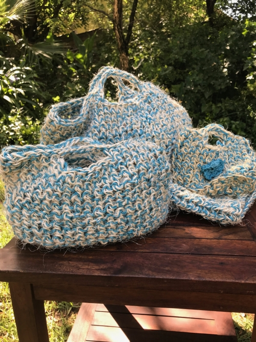Sisal Bag - Large