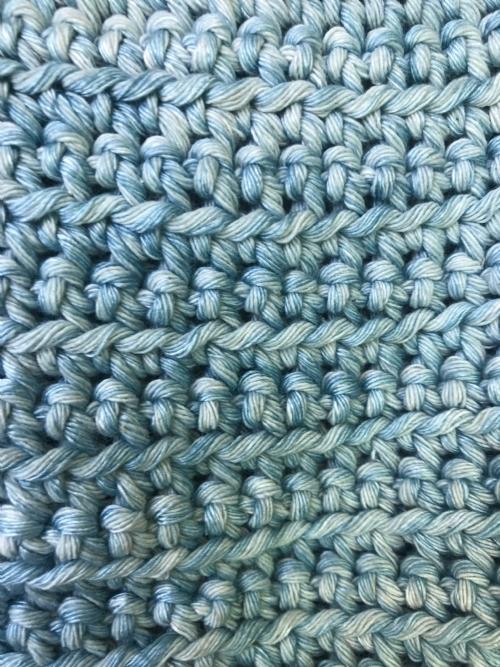 Bikini Top (pearl blue)