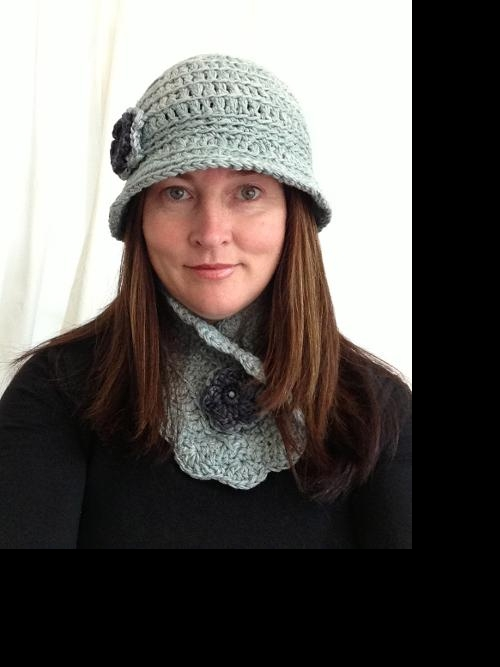 Cloche Hat Storm