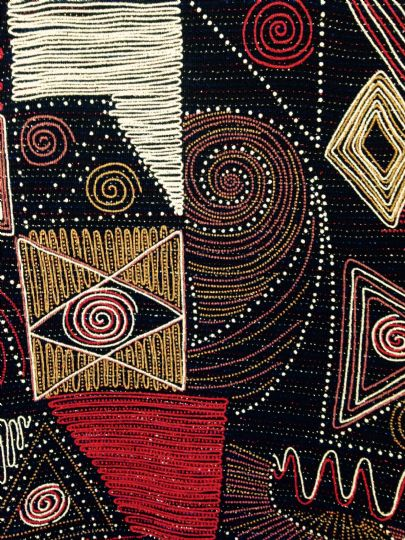Long High Neck Ethnic Dress