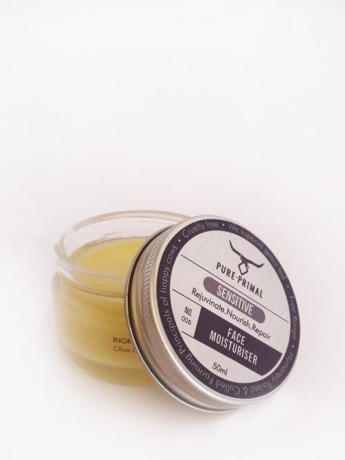 Face Moisturiser Hydrating Cream - Sensitive