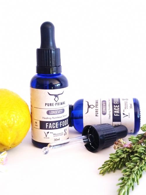 Face Food Natural Skin Toner