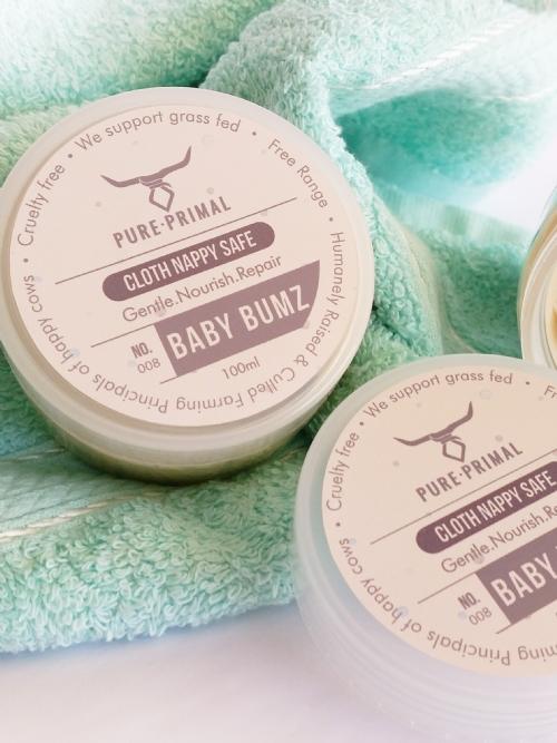 Baby Bumz - Baby Lotion and Nappy Rash Cream