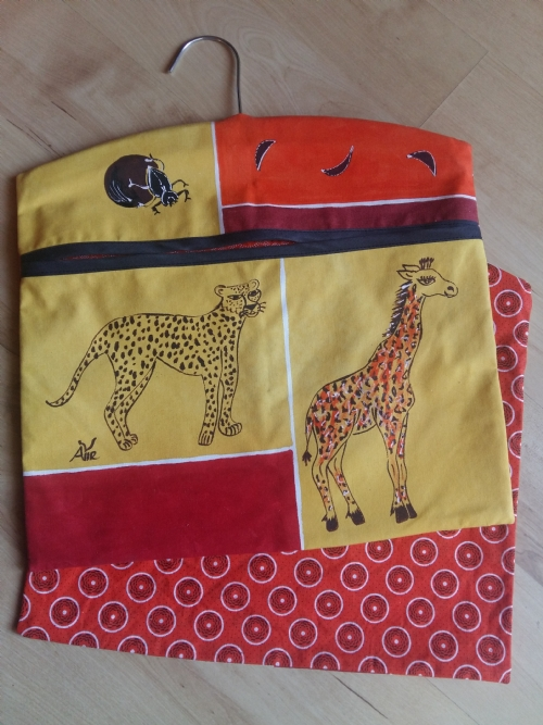 Storage Bag Giraffe