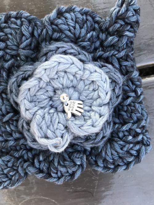 Winter Headband - Storm