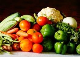 Non-Organic Veg & Fruit