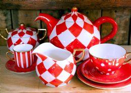 Tiny Bowls, Cereal Bowls, Salad Bowls, Tea Cups & Saucers, Tea Pots & Tea/Coffee Sets