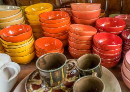 Salad & Other Bowls, Vases, Cake Stands