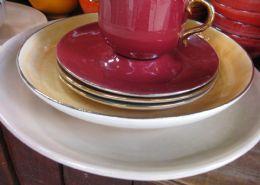 Plates (side & dinner), Plates (wall & dinner), Pots (large), Sculptural (works)