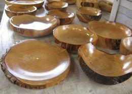Wooden: Fruit, Bowls, Wine Stands, Toothpick Holders, Mice, Doorstops