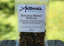 Banana bread walnuts