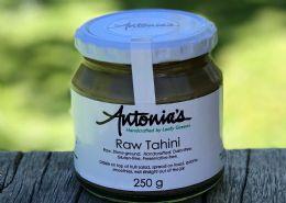 Raw Tahini butter