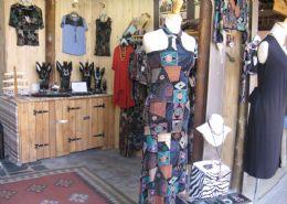 Original African Renaissance garments with African Renaissance fabric.