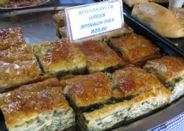 Phyllo Products - Spinach Pastries, Pumpkin Pastries, Cheese Asparagus & Mushroom