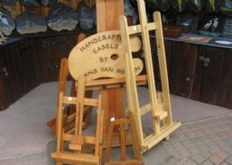 Donkey Easel, French Box Easel & Goliath Easel