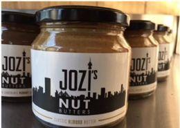 Classic peanut butter,toasted coconut peanut butter, chocolate truffle peanut butter,dark chocolate peanut butter