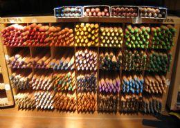 Lyra crayons