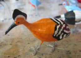 Seedpod birds